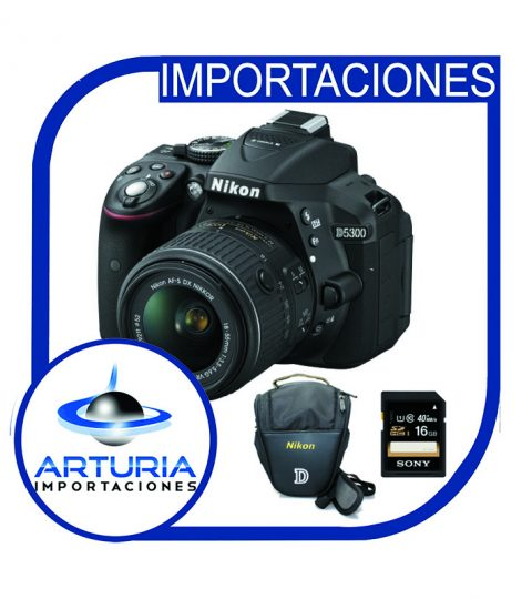 nikon-d5300-con-lente-18-55mm