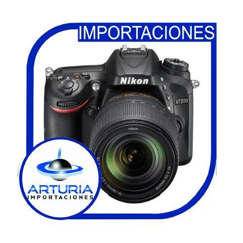 Nikon D7200 con 18-140 Pg2