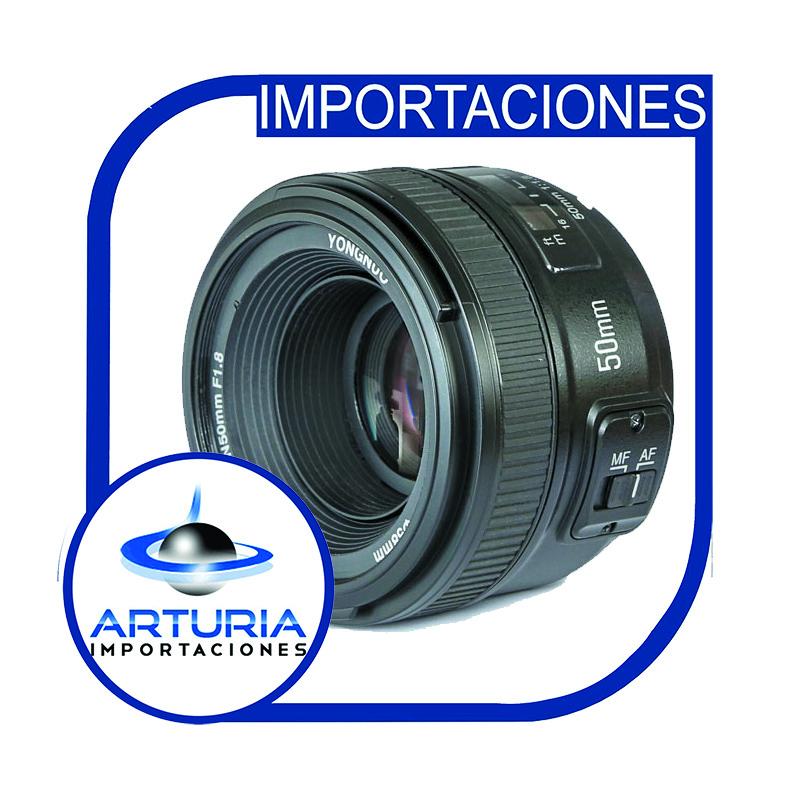 Yn 50 mm F 1.8 yongnuo para Nikon - Importaciones Arturia
