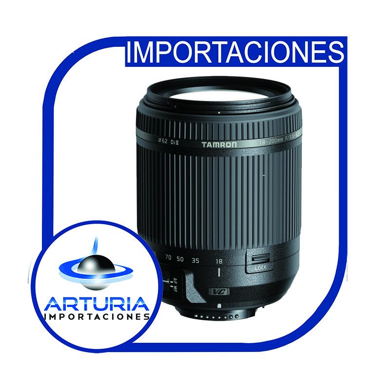 a14caa07ad Tamron 18-200mm F/3.5-6.3 Di II VC para Nikon – Importaciones Arturia