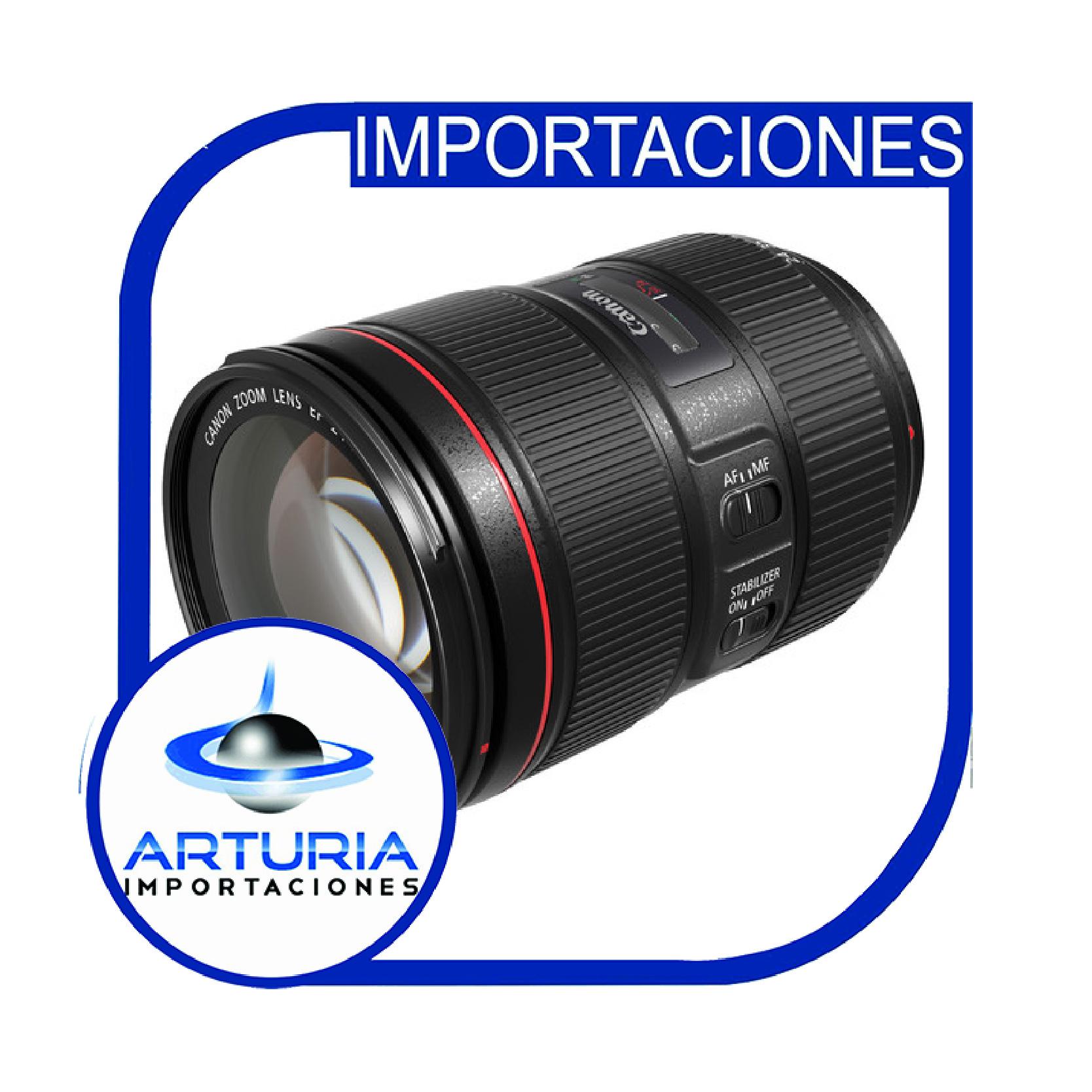 Canon EF 24-105 mm f / 4L IS II USM Lente - Importaciones Arturia