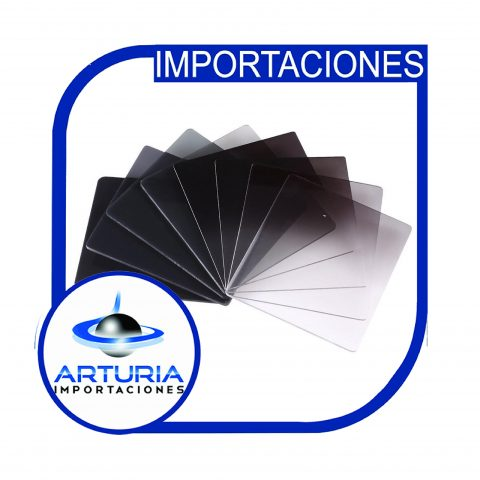 Kit filtros nd 2.4.8.16 con adaptadores de varios diametros pg2-01