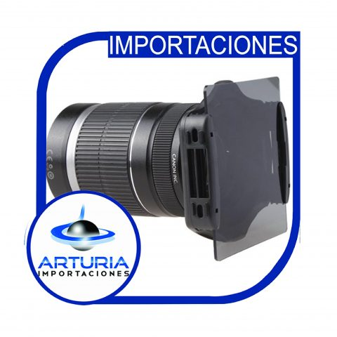 Kit filtros nd 2.4.8.16 con adaptadores de varios diametros pg6-01