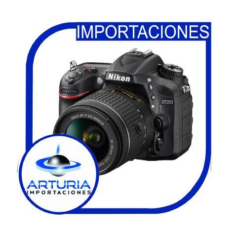 Nikon D7200 con 18-55 Pg1